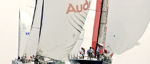 Audi Goes Sailing at the Kiel Week 2010