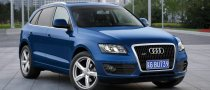 Audi July Sales, Up 2.1 Percent
