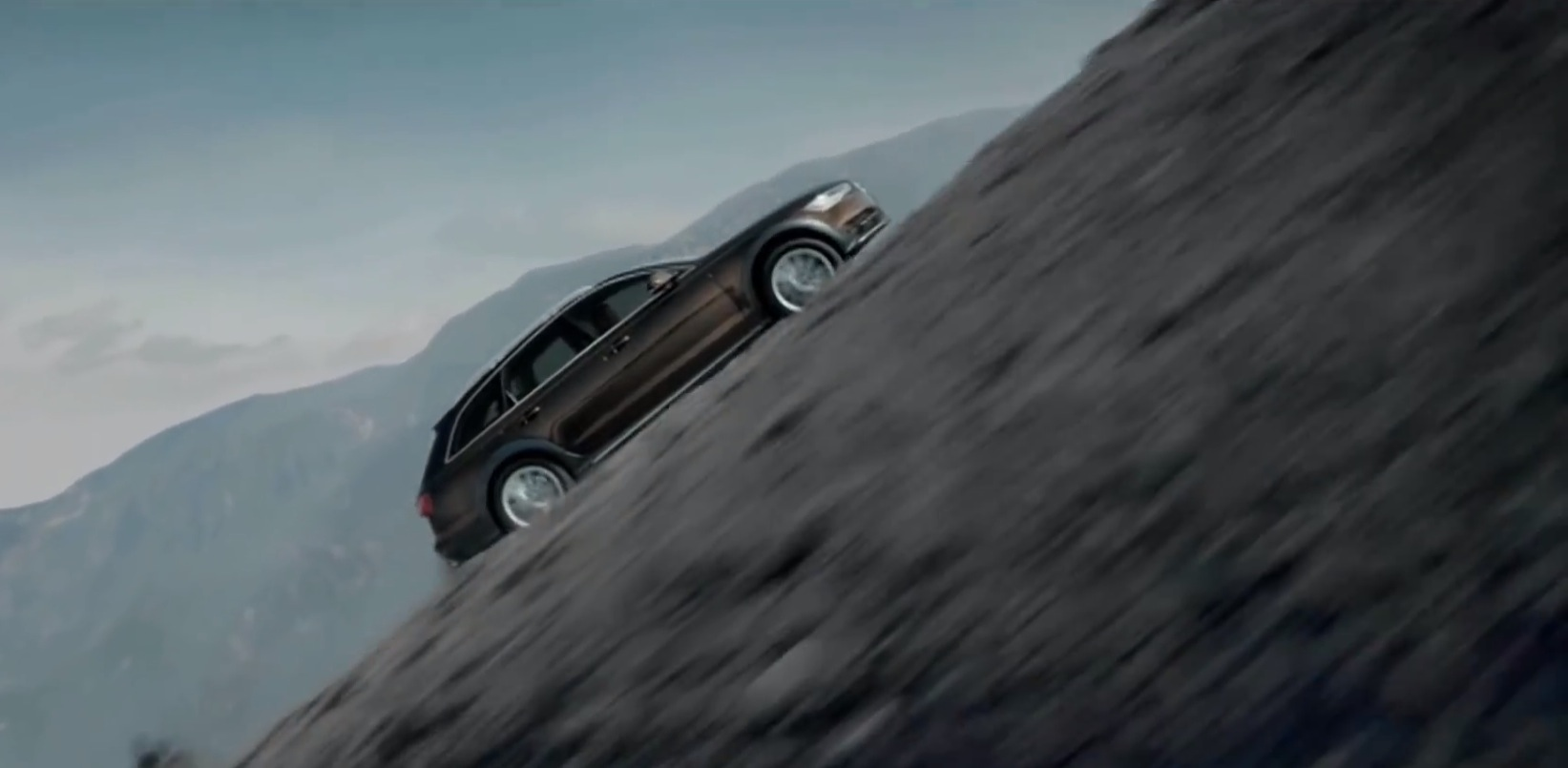 Audi Land Of Quattro Commercial Uses Same Song As Old