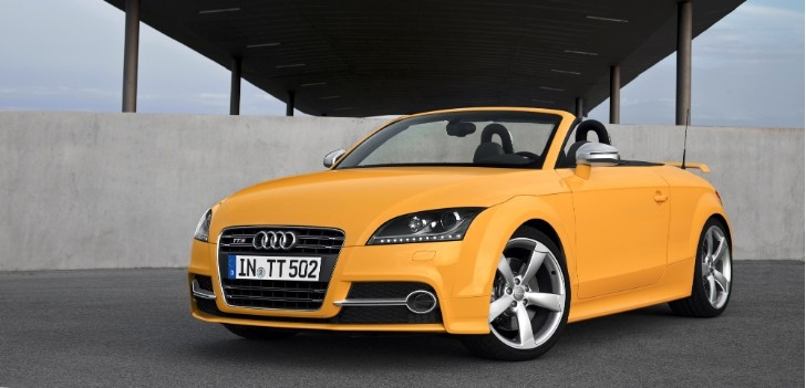 Audi Launches TTS competition Special Edition [Photo Gallery]