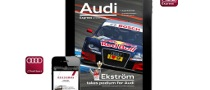 Audi Motorsport Launches Two New iPhone and iPad Apps