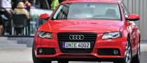 Audi Offers Extended Warranty in Germany