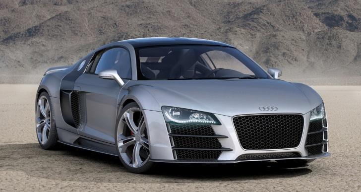 Audi Driving Experience >> Audi Planning R10 Diesel Hybrid Supercar Based on R8 - autoevolution