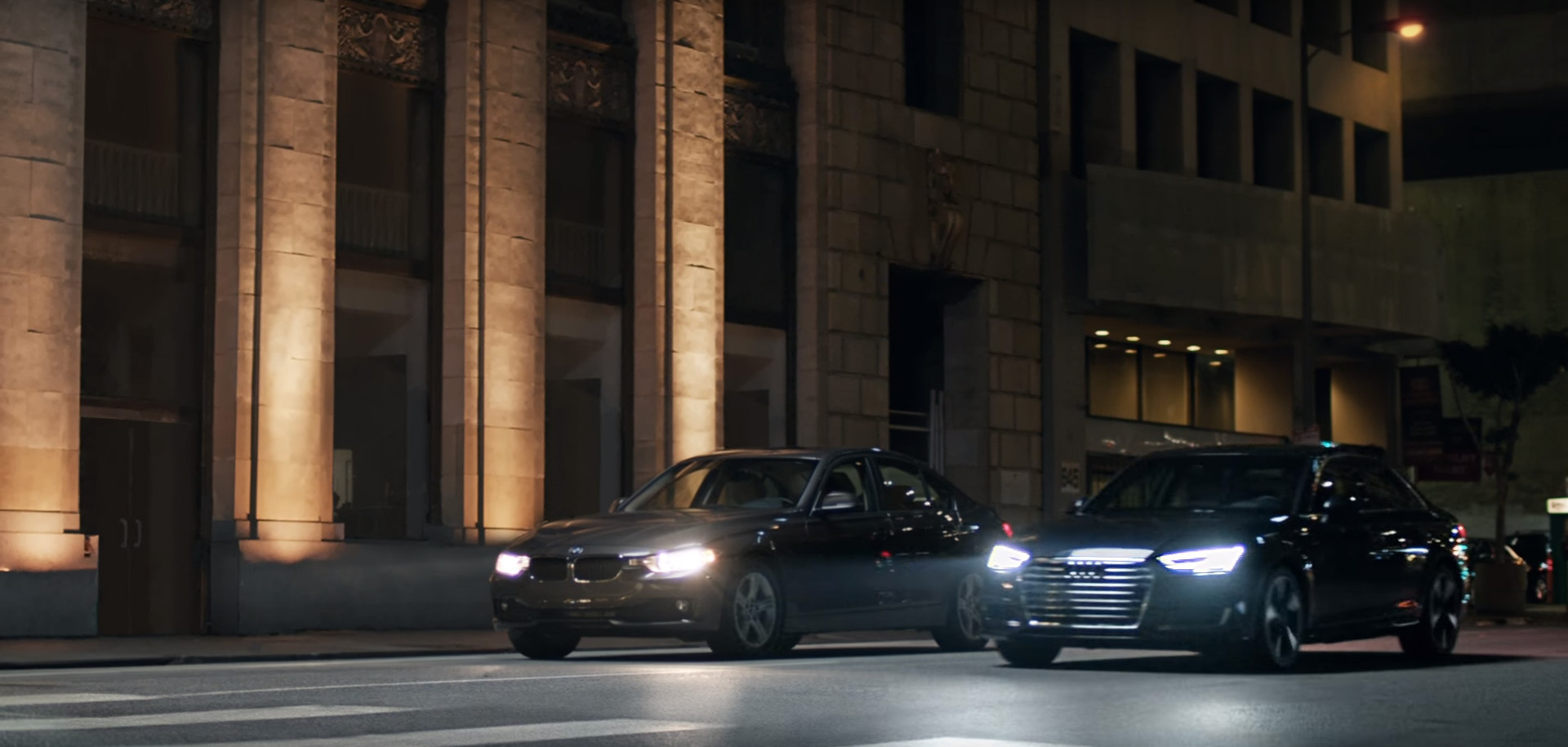 Audi Pokes Fun At Both Mercedes Benz And Bmw In Latest A4
