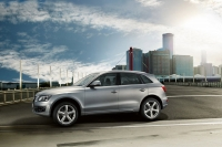 Audi Q5 sells pretty well in the US