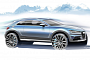 Audi Previewing Q1 Compact Crossover With Detroit Concept