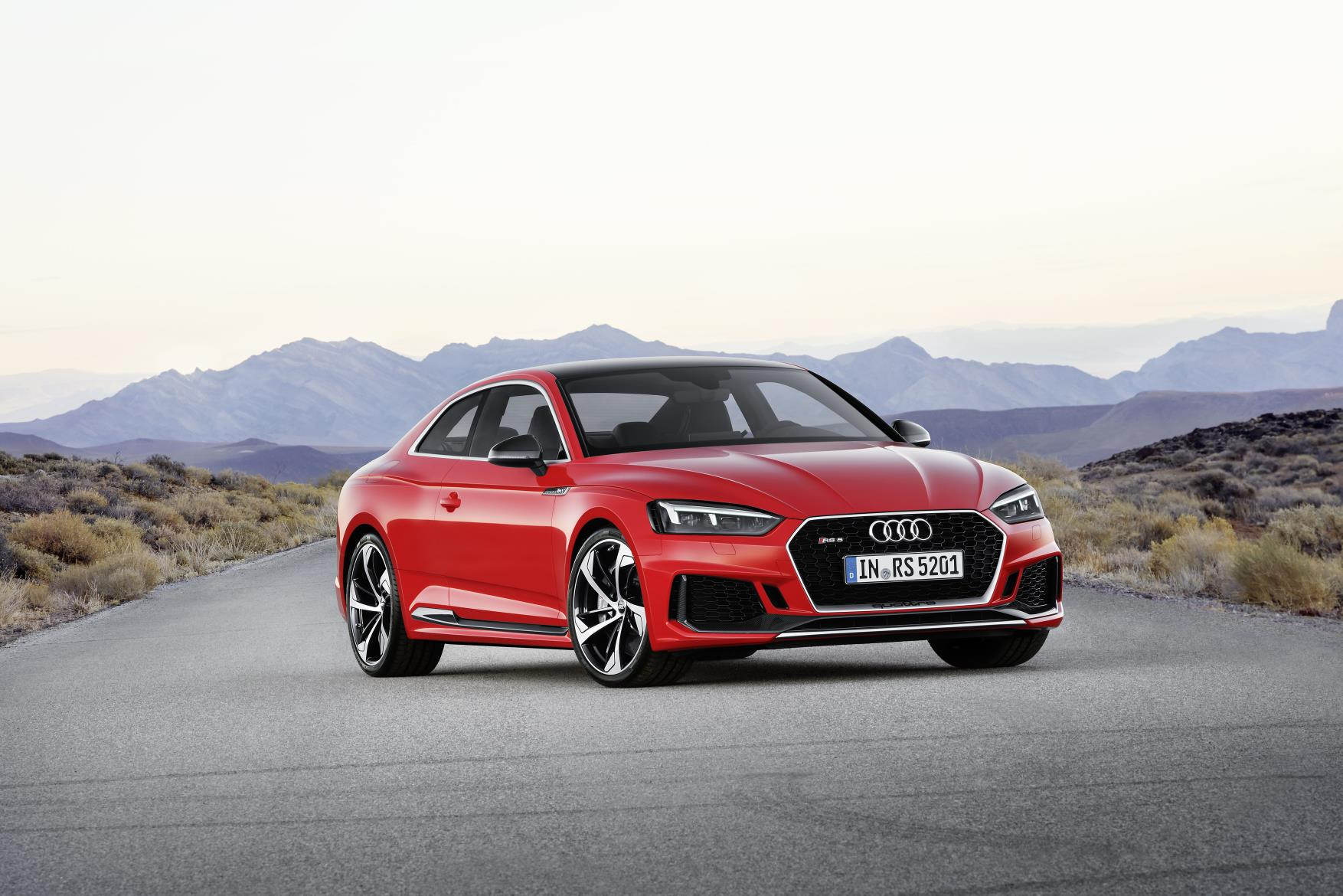 Audi Prices RS Coupe From EUR Autoevolution - Audi rs 5
