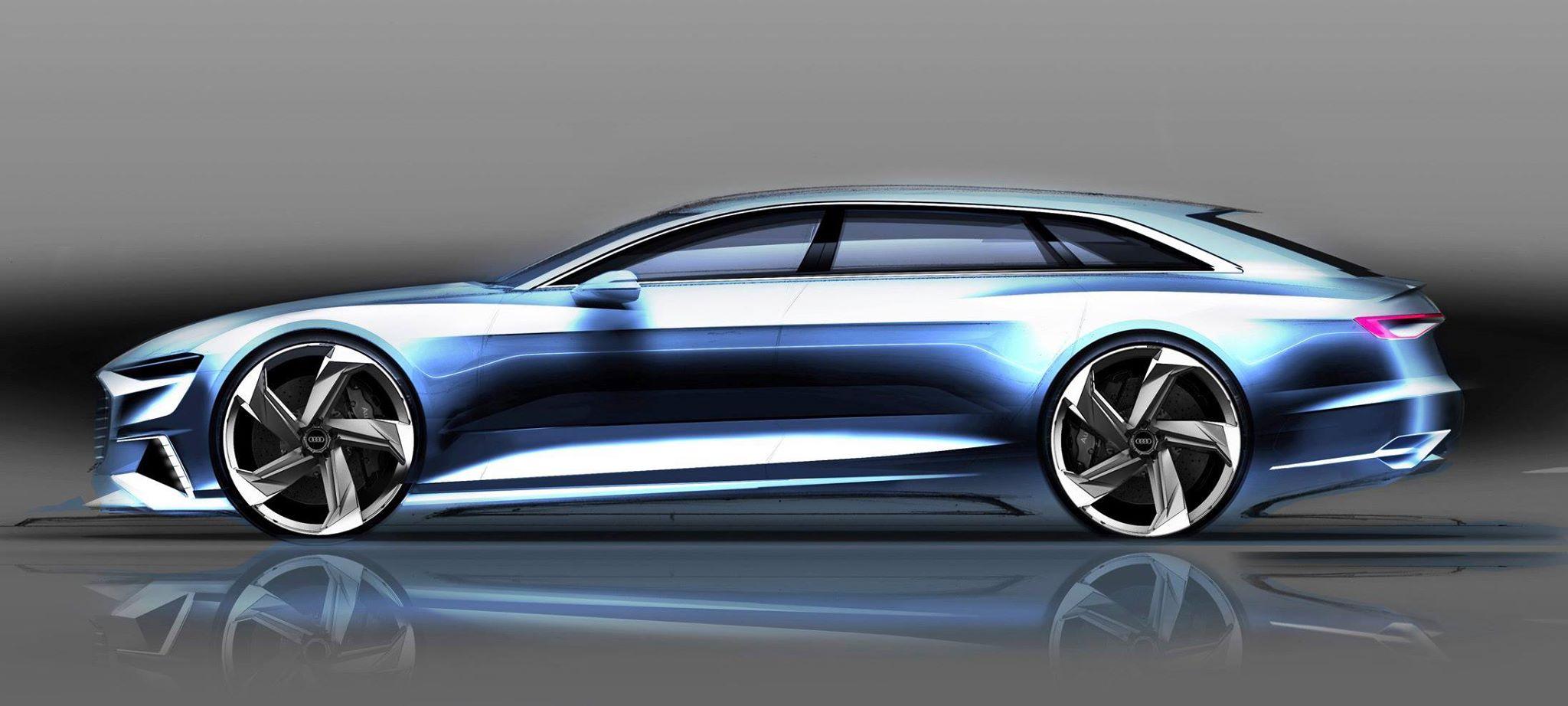 Audi Prologue A... Audi Concept Cars 2015