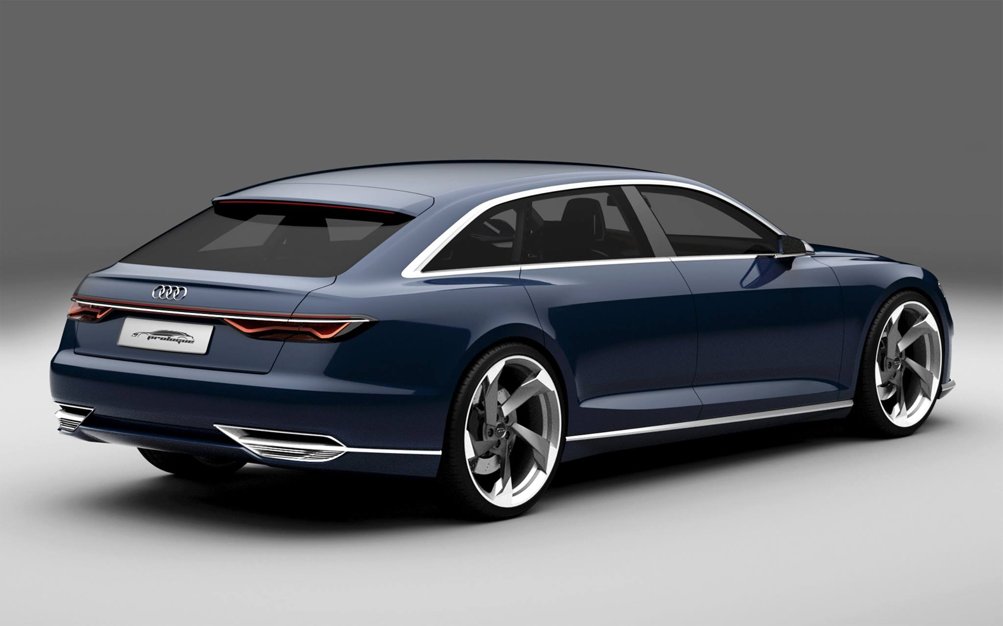 Audi Prologue Avant Concept Is Now Official for Geneva 2015 - autoevolution