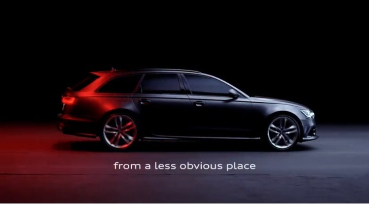 Audi Promotes Restrained Power of RS6 By Comparing It to a Boxing Referee [Video]