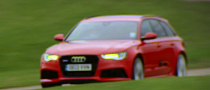 Audi Promotes RS6 With Millbrook Track Event [Video]