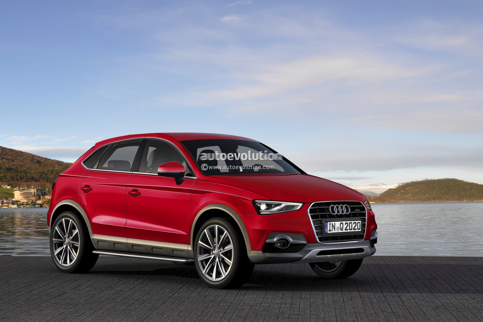 Audi Q2 Coming In 2014 Autoevolution