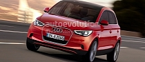 Audi Q2 Concept in Paris: Production in 2015