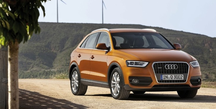 Audi Q3 Coming to the US