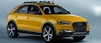 Audi Q3 Golden Dragon Unveiled in Beijing [Photo Gallery]