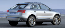 Audi Q3 Plant Breaks Ground