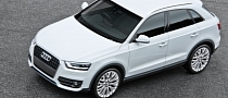 Audi Q3 Restyled by Kahn Is a Luxury Mini SUV