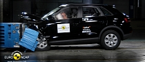 Audi Q3 Scores Five-Star Euro NCAP Rating