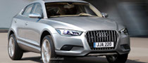 Audi Q3 to Debut in Frankfurt?