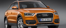 Audi Q3 UK Orders to Begin in June Starting at £24,560