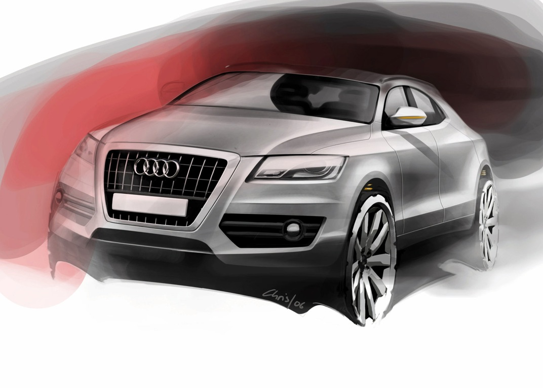 Audi Q4 4 Door Cross Coupe To Be Launched In 2014 A9 In