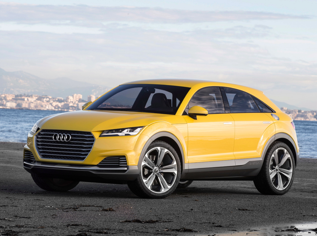 Audi Q4 And S Q4 Trademark Applications Hint Toward Tt