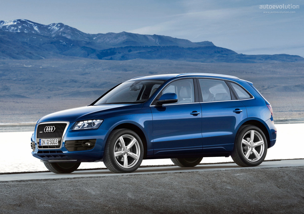 audi q5 debuts in china autoevolution. Black Bedroom Furniture Sets. Home Design Ideas