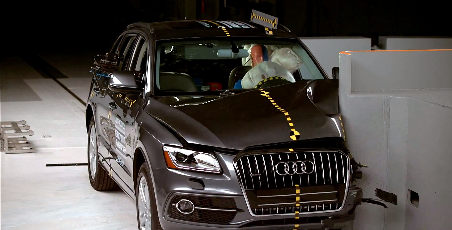 Audi Q5 Gets IIHS Top Safety Pick Plus Safety Rating for 2015 ...