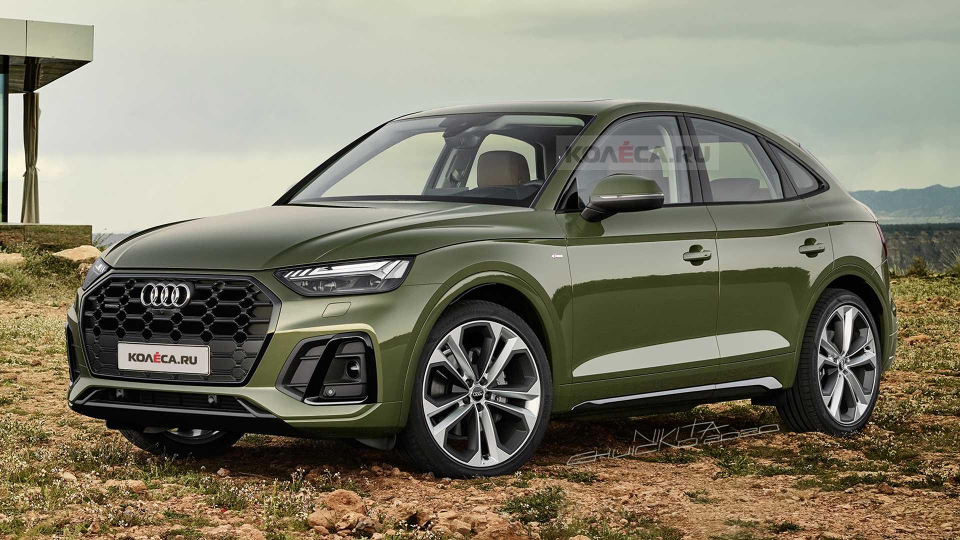 Kelebihan Audi Rs Q5 Top Model Tahun Ini