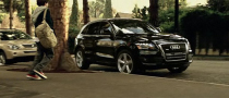 Audi Q5's Launch Ads Poke Fun at Lexus RX