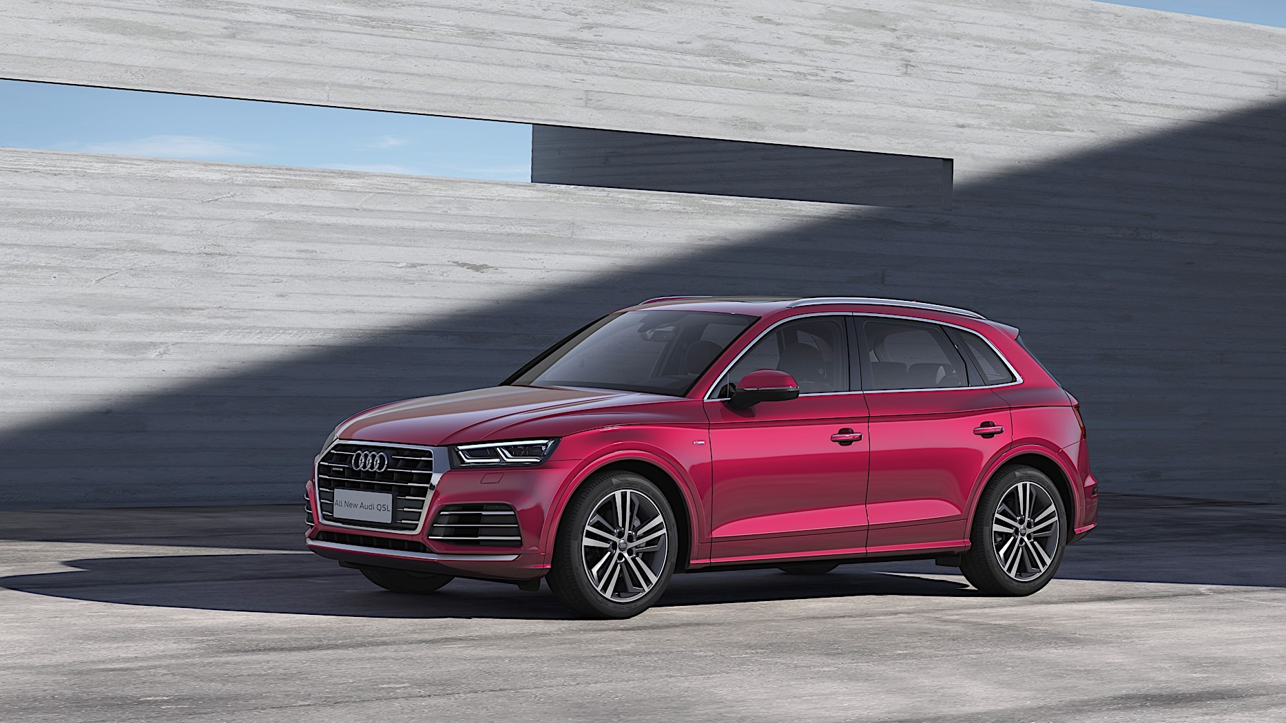 Audi Q5L Presented in Beijing as Carmaker's First Long Wheelbase SUV - autoevolution