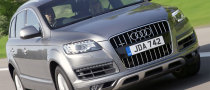 Audi Q7 3.0 TDI Clean Diesel Goes to UK