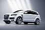 Audi Q7 by Hofele Design: Strator GT 780 [Photo Gallery]