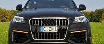 Audi Q7 Gets Tuned by ENCO