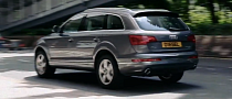 Audi Q7 Makes Eery Visit to Hong Kong [Video]