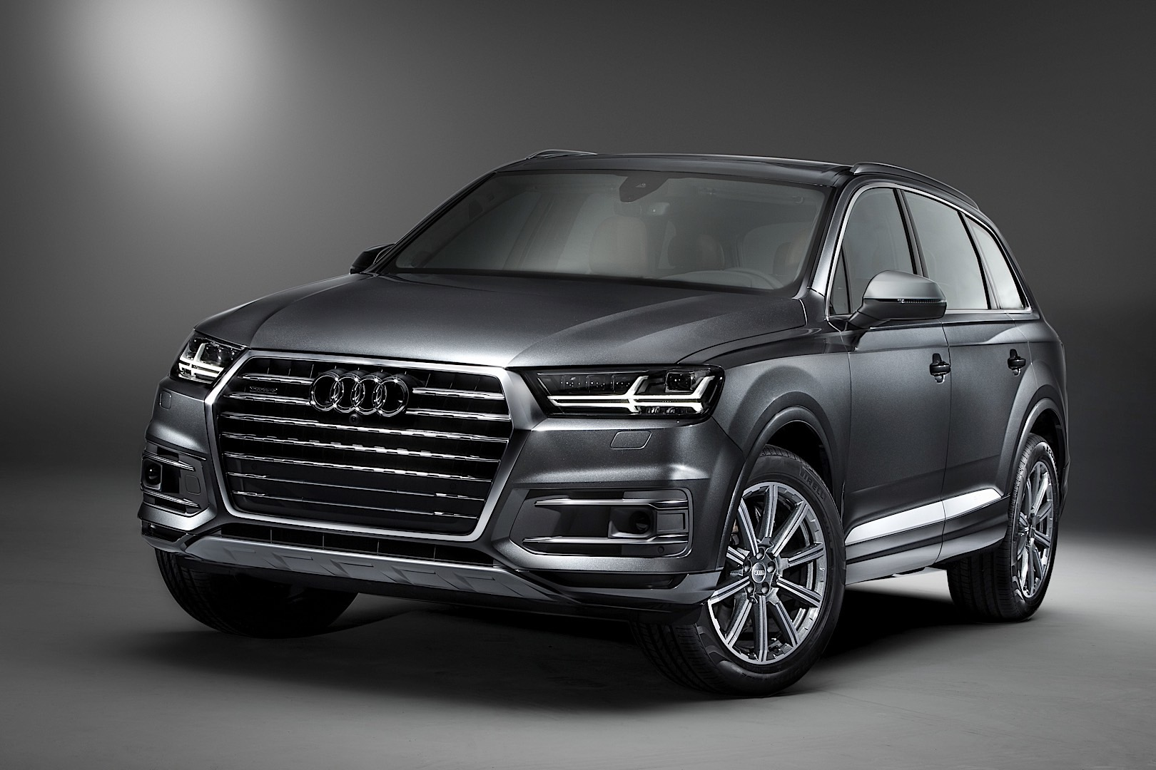 audi q7 prices for the us market revealed should make for an interesting fight in the segment. Black Bedroom Furniture Sets. Home Design Ideas