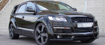 Audi Q7 S Line Tweaked by Je Design