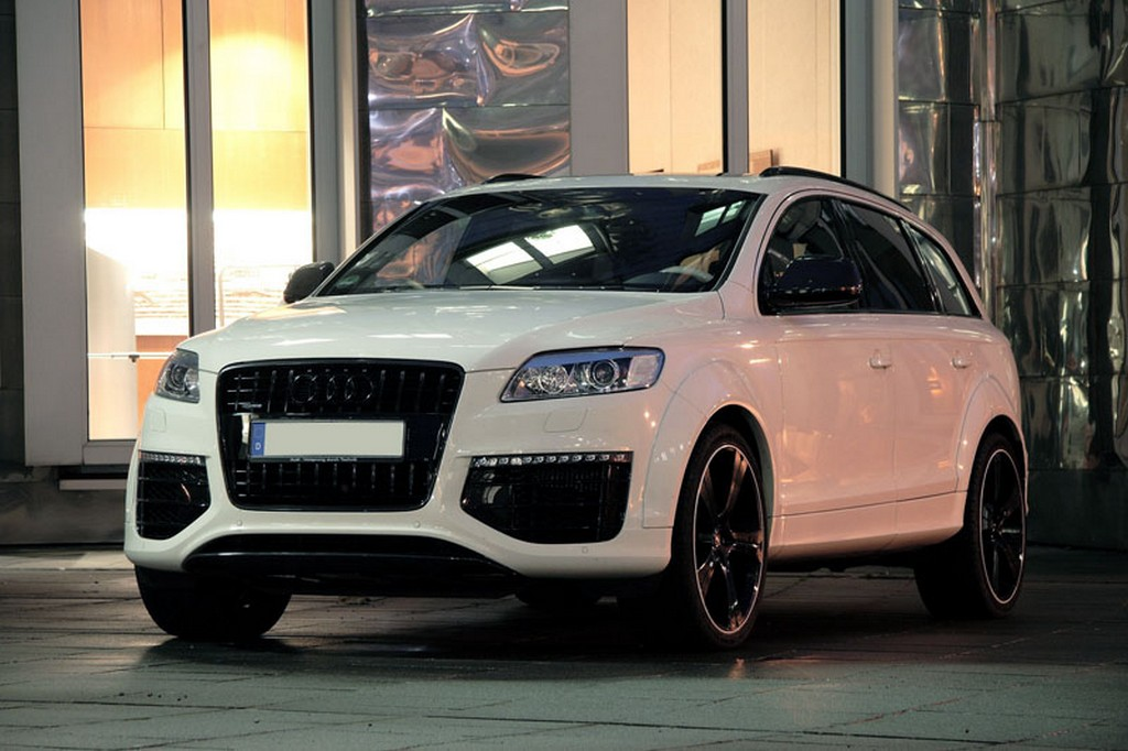 Audi Q7 V12 TDI Tweaked by Anderson Germany - autoevolution