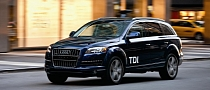 Audi Q7 Wins Residual Value Award in US