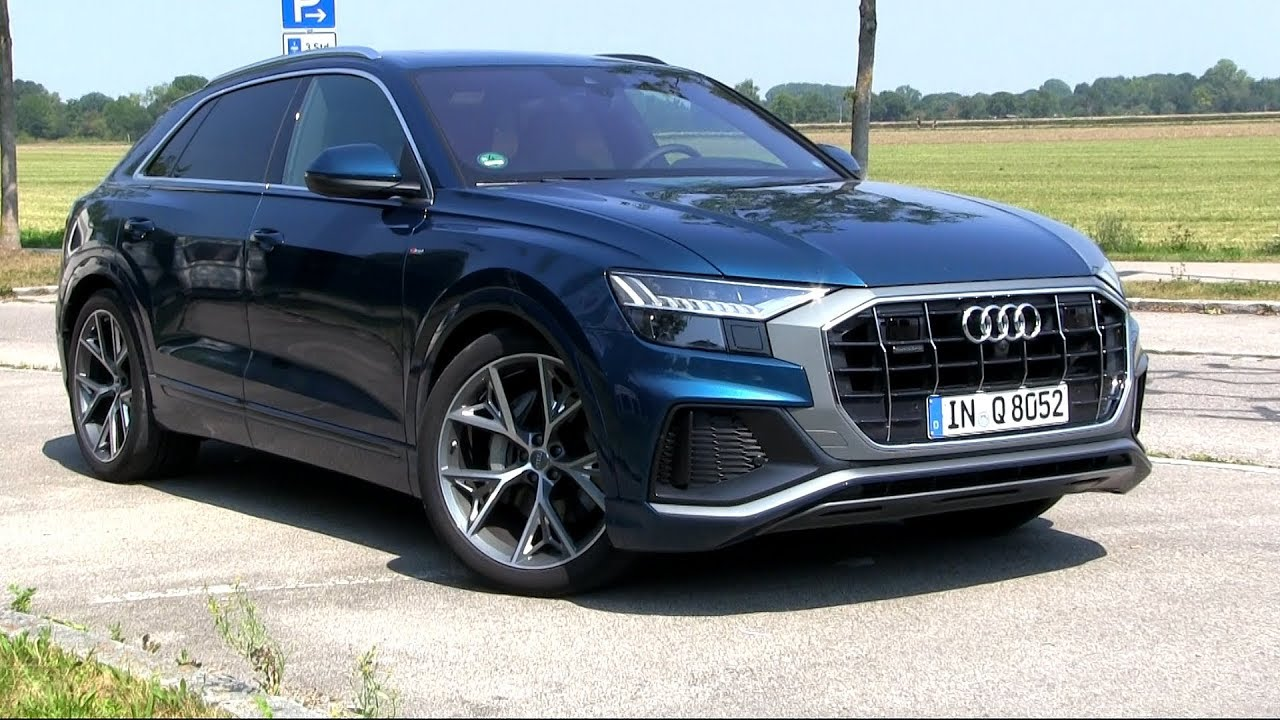 Audi Q8 3.0 TDI Takes Acceleration and Fuel Consumption Tests - autoevolution