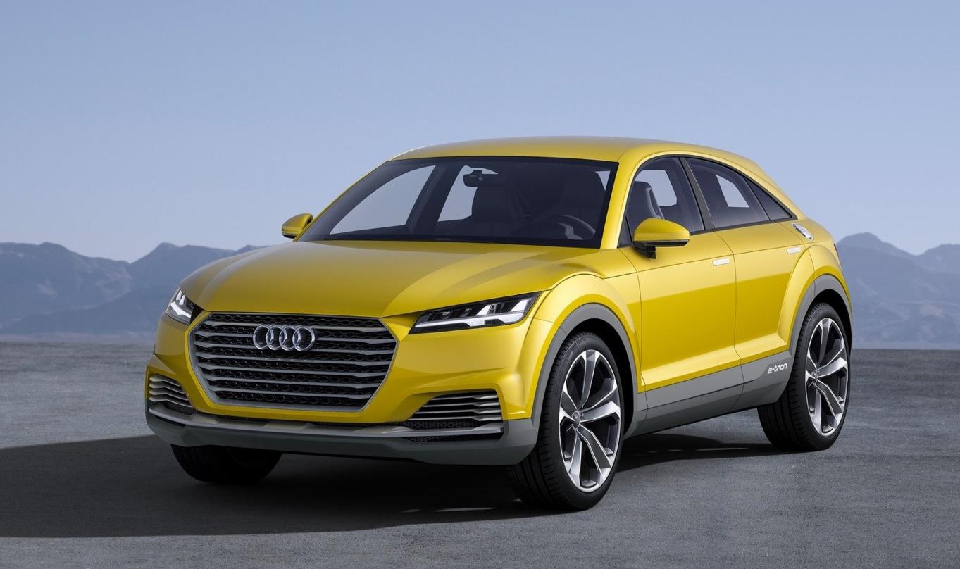 Audi Q8 Halo SUV Model Confirmed Q7 Platform And Prologue Concept Design A