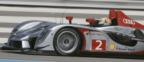 Audi R15 TDI Tops First Practice at Le Mans