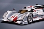 Audi R18 e-tron quattro Hybrid Race Car Unveiled: Photos and Specs