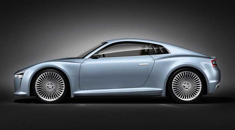 Audi R5 to Be Launched in 2014 - autoevolution
