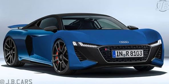 Next Generation Audi R8 Rendered As Electric Hypercar Autoevolution