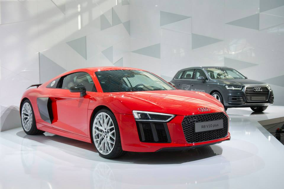 audi r8 and lamborghini huracan may get 2 5 liter turbo for china autoevolu. Black Bedroom Furniture Sets. Home Design Ideas