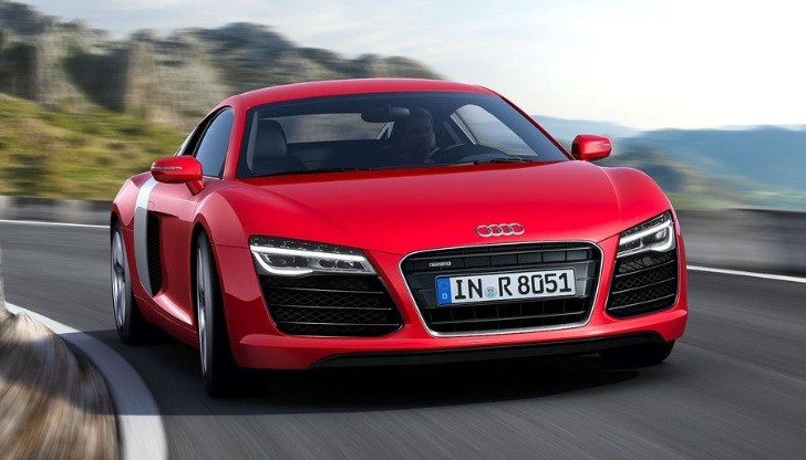 Audi R8 Coupe and Spyder Facelift Pricing