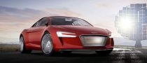 Audi R8 e-Tron Concept Photos Leaked