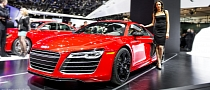 2013 NAIAS: Audi R8 Facelift [Live Photos]