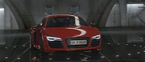 Audi R8 Facelift First Commercial: Colors [Video]